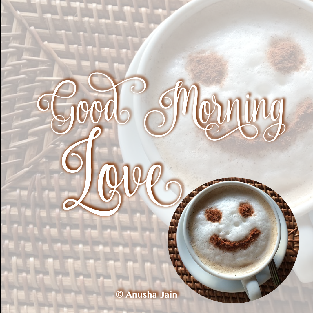 Good Morning Love - Nouradilla Script with Alternate Glyphs