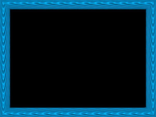 blue elegant fabric fold embossed frame rectangular powerpoint