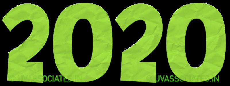 Crumpled Green Paper texture 2020