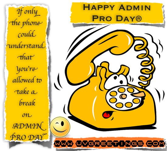 administrative professional today clip art | just b.CAUSE