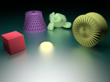 How to create invisible Mesh Lights in Cycles