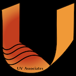 UV Associates logo